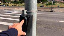 Prefeitura instalará mais três semáforos de pedestres