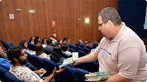 Funssol realiza aula inaugural para alunos dos Cursos de Padaria