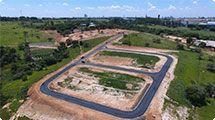 Prefeitura inicia pavimentação do Distrito Industrial de Micro e Pequena Empresa