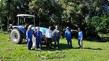 Saae inicia trabalhos em parceria com proprietário rural para recuperação de nascentes