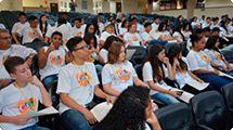 Prefeitura abre inscrições para adolescentes de 15 a 17 anos participarem do Crasjovem