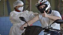 Saúde vacina contra Covid-19 público de 34, gestantes e puérperas no sábado (24)