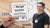 Museu Municipal abre inscrições para Workshop de Mangá no próximo dia 19